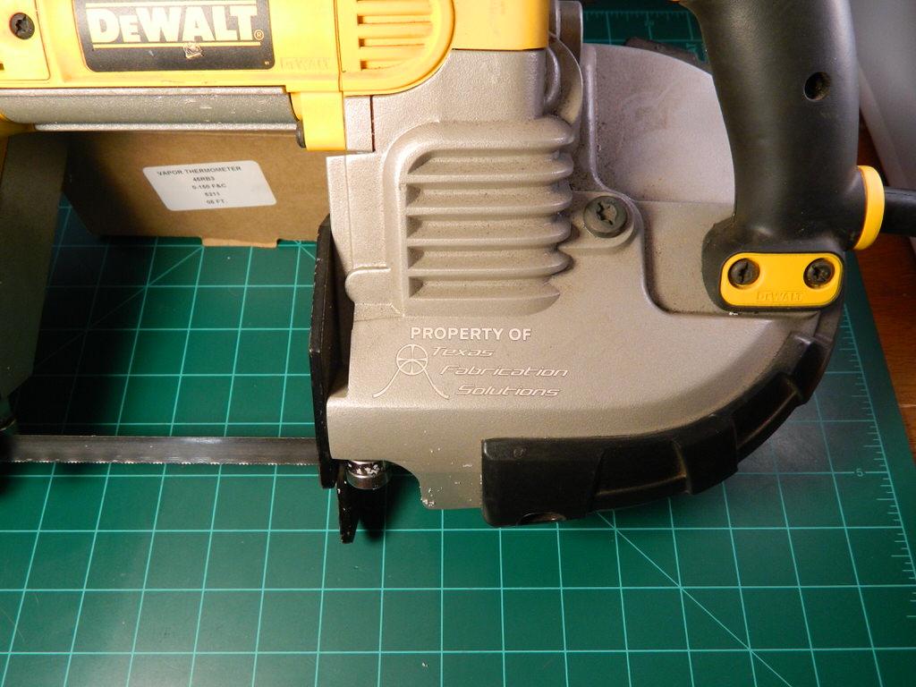 Silver 7 Laser Marking