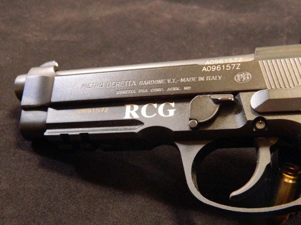 Silver 7 Laser Marking Gun Metal