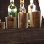 Silver 7 Laser Marking Las Vegas - Custom Whiskey Flasks