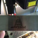 Silver 7 Custom Laser Marking Las Vegas